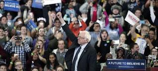Bernie Sanders: Der alte, weiße Mann, der für Frauenrechte kämpft