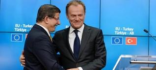 EU einigt sich mit der Türkei: Ein folgenreicher Handel