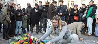 """Audio """"Brüsseler Anschläge - Herausforderungen durch den Terror"""" - Vis a vis"""