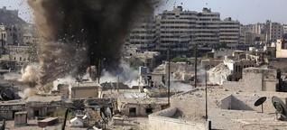 """Studenten in Syrien: """"Vorlesungen brechen wir nur bei Raketen im Hörsaal ab"""" - SPIEGEL ONLINE"""