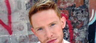 Meet the gay singer who wants to represent the UK at Eurovision