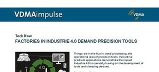 Industrie 4.0: Schlüsselrolle für Maschinen- und Anlagenbau