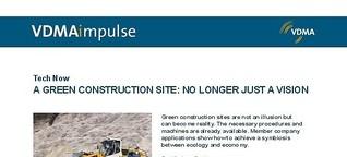 Die grüne Baustelle – eine Symbiose aus Ökologie und Ökonomie