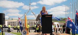 Australiens Auftakt zu weltweiten Pegida Demonstrationen - backview.eu