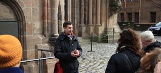 Gratis durch Nürnberg mit Julian Steger