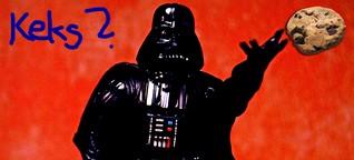 So galaktisch wäre eine Freundschaft mit Darth Vader
