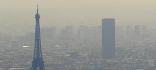 Smog statt Liebe - Paris verhängt Fahrverbot
