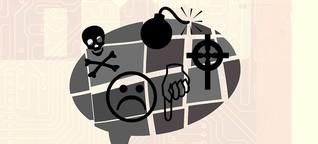 Netzlexikon: H wie Hatespeech