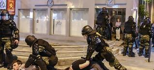 Mazedonien: Erneuter Destabilisierungsversuch