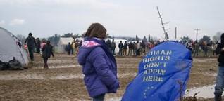 Idomeni: Wenn Hoffnung alternativlos ist