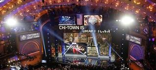 meine-NFL.de: Der (oder die) NFL Draft 2016