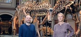 "T. rex ""Tristan"" in Berlin: Bad to the Bone?"