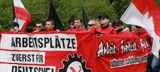 #1MaiNazifrei 2016 - Der braune 1. Mai in Deutschland - Störungsmelder