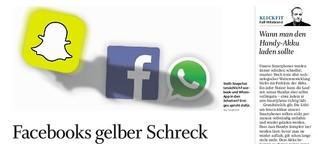 Facebooks gelber Schreck