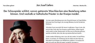 Jan Josef Liefers: Vom Leben gelernt