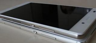 Huawei P8 lite im Test - Kein Design ohne Haptik
