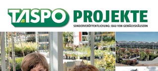 TASPO Projekte 2016 - Verkaufsanlagen