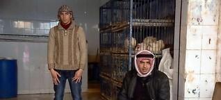 Amman: Stadt der Flüchtlinge