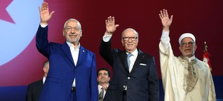 Tunesien: Politiker und keine Imame