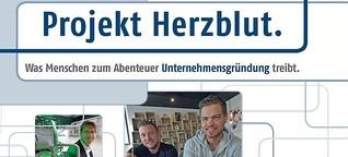 Corporate-Broschüre: Projekt-Herzblut