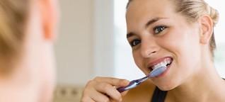 Schlechter Atem: So wird man Mundgeruch wieder los - SPIEGEL ONLINE
