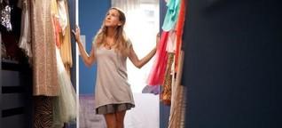 Reich wird man durch das, was man nicht ausgibt: Eine Kolumne von Sarah Kern über den Kleiderschrank als Geldanlage