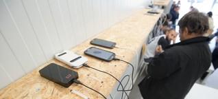 Telekom unterstützt Erstaufnahmen: WLAN für Flüchtlinge bald in allen Unterkünften? -