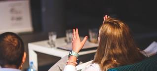 Nie wieder langweilige Meetings - lasst eure Mitarbeiter Geschichten erzählen!