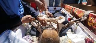 Totenritual der Toraja in Indonesien | DRadio Wissen