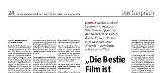 "Regisseur Sebastian Schipper über ""Victoria"""