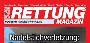 eDossier Rettungs-Magazin: Nadelstichverletzung