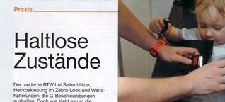 Rettungs-Magazin: Haltlose Zustände