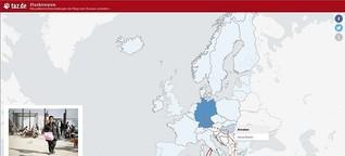Fluchtrouten: Wie politische Entscheidungen die Wege nach Europa verändern
