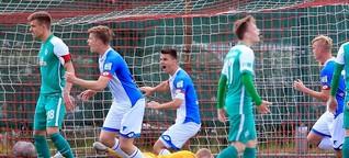 DFB-TV: Deutsche A-Junioren-Meisterschaft: SV Werder Bremen vs. 1899 Hoffenheim