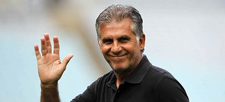 The Carlos Queiroz Story: Sports, Politics and the International Stage