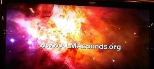 Musik mit Weltraumtönen