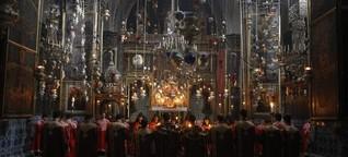 Armenier in Jerusalem: Leben wie im Dorf