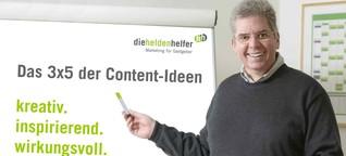 Content und Marke sind in der Marketingkommunikation entscheidend