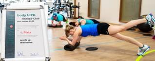Fachzeitschrift zeichnet Fitnessstudio aus