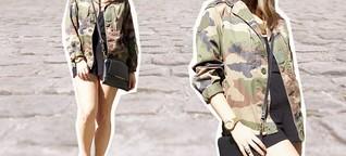 Vorsicht, Meinung! | Ist es okay, den Camouflage Trend zu tragen?