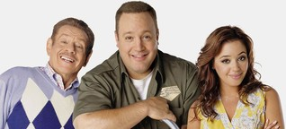 Quiz: Welcher Charakter aus King of Queens bist du?