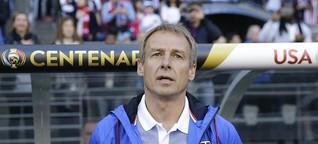 Plan A floppt - kommt Klinsmann?: England gibt das nächste peinliche Bild ab