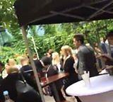 Facebook-Livestream zum Flugbegleiter Casting der Lufthansa in Mainz