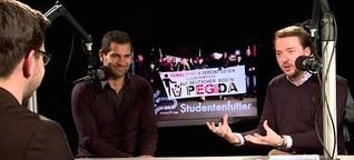 couchFM   Talkshow   Pegida, AfD & Co.   mit Mitri Sirin und Christoph Brzezinski   25.05.2015