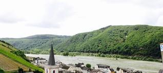 Wandern zwischen Burgen, Klöstern und Weinbergen