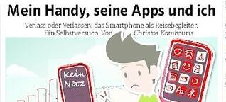 Mein Handy, seine Apps und ich - Reisejournal Funke