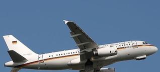Open-Skies-Flugzeug für die Bundeswehr