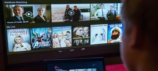 Warum Binge-Watching schädlich ist