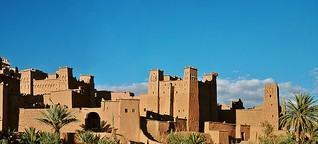 Marokkos Süden – von Kasbahs, Souks und Palmenoasen
