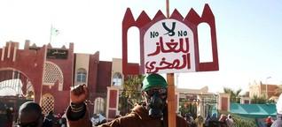 Revolution aus der Wüste?